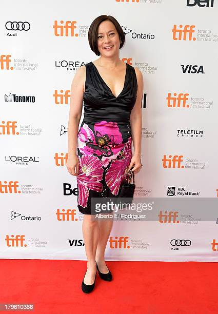 Actress Meg Tilly arrives at The Big Chill 30th Anniversary screening during the 2013 Toronto International Film Festival at Princess of Wales...