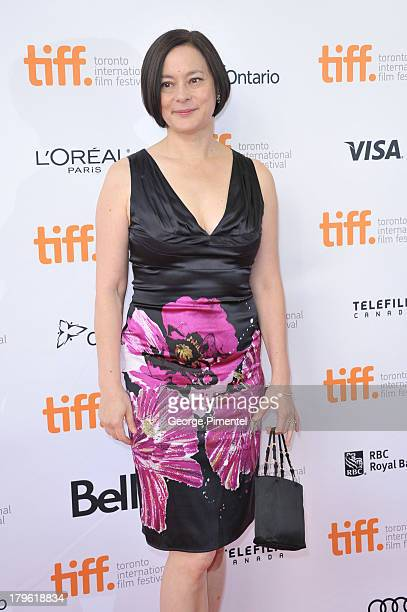 Actress Meg Tilly arrives for 'The Big Chill' 30th Anniversary Screening at the 2013 Toronto International Film Festival at Princess of Wales Theatre...