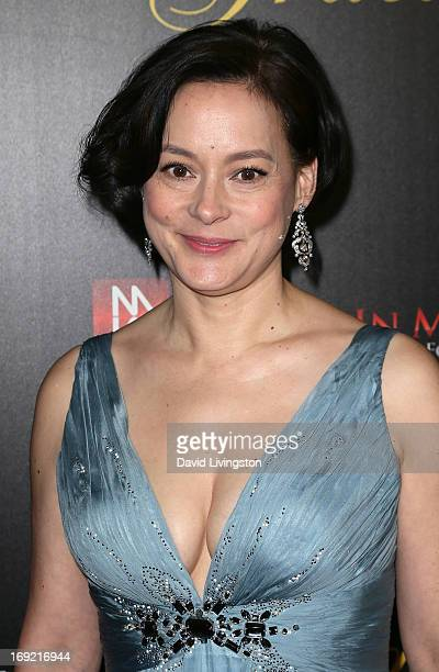 Actress Meg Tilly attends the 38th Annual Gracie Awards Gala at The Beverly Hilton Hotel on May 21 2013 in Beverly Hills California