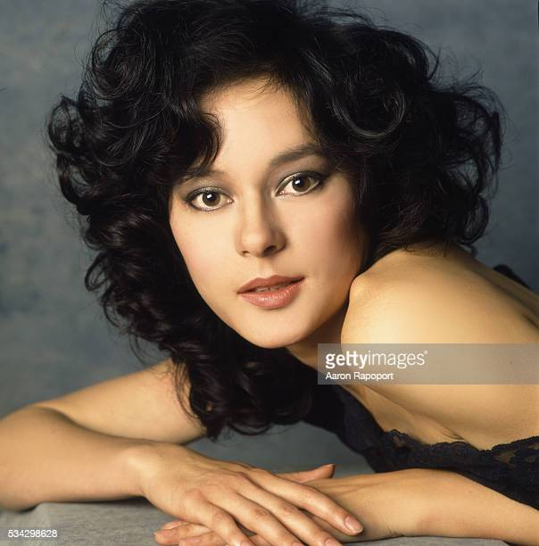 Actress Meg Tilly poses for a portrait in 1982
