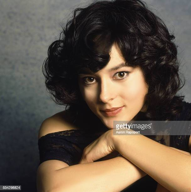 Actress Meg Tilly poses for a portrait in 1982.