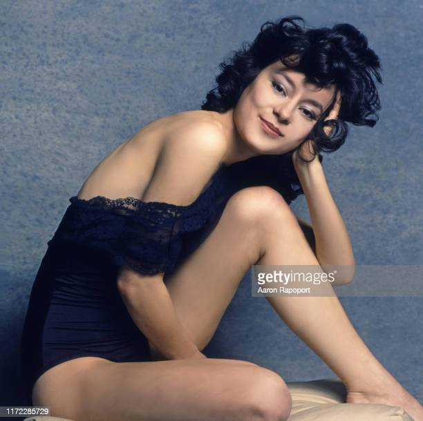 Actress Meg Tilly poses for a portrait in Los Angeles California