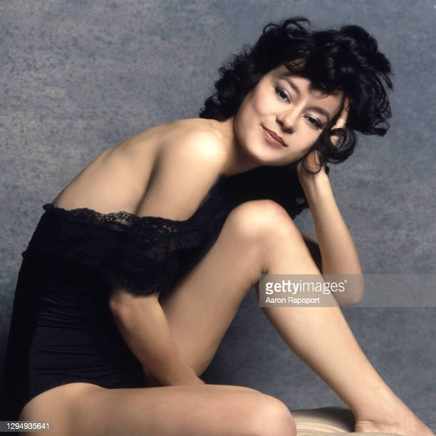 Actress Meg Tilly poses for a portrait in Los Angeles, California