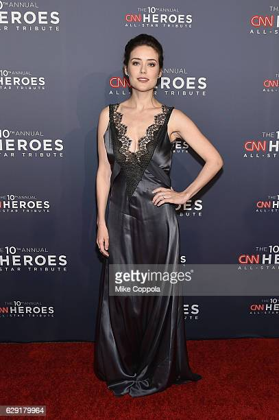 Actress Megan Boone attends CNN Heroes 2016 at the American Museum of Natural History on December 11 2016 in New York City 26362_011
