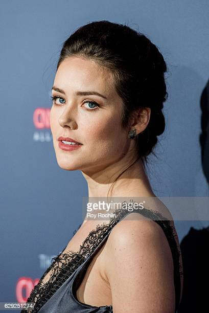 Actress Megan Boone attends the 10th Anniversary CNN Heroes at American Museum of Natural History on December 11 2016 in New York City