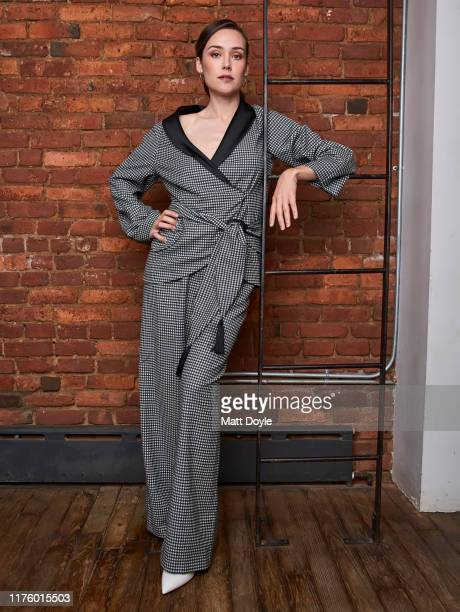 Actress Megan Boone is photographed for BackStage Magazine on September 18 2019 in New York City