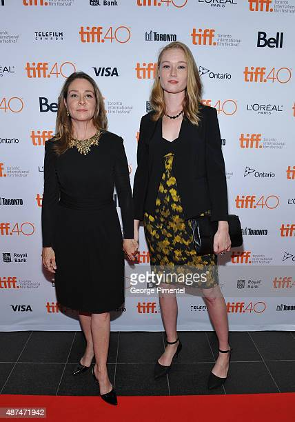 Actress Megan Follows and Lyla PorterFollows attend the 2015 Toronto International Film Festival 4th Annual Festival KickOff Fundraising Soiree at...