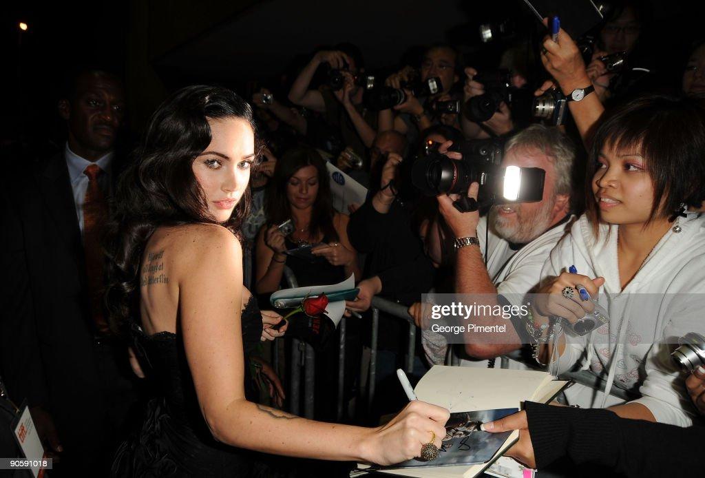 """Jennifer's Body"" Premiere - 2009 Toronto International Film Festival : News Photo"