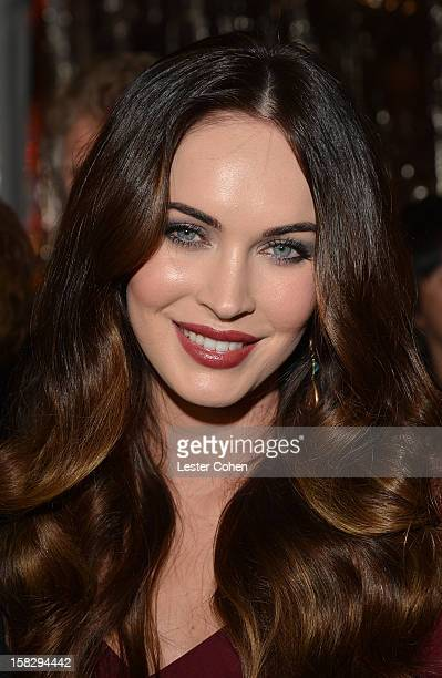 """Actress Megan Fox attends """"This Is 40"""" - Los Angeles Premiere - Red Carpet at Grauman's Chinese Theatre on December 12, 2012 in Hollywood, California."""