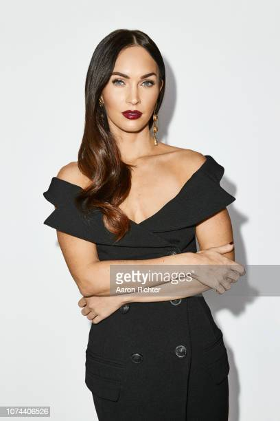 Actress Megan Fox is photographed for New York Times on November 27 2018 in New York City