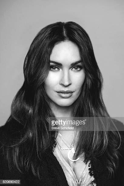 Actress Megan Fox of 'Teenage Mutant Ninja Turtles Out of the Shadows' is photographed for Wonderwall on March 25 2016 in Los Angeles California