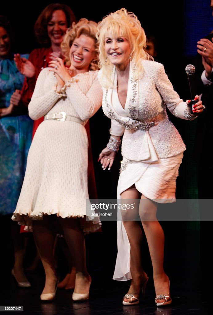 """""""9 To 5: The Musical"""" Broadway Opening Night - Arrivals And Curtain Call : News Photo"""