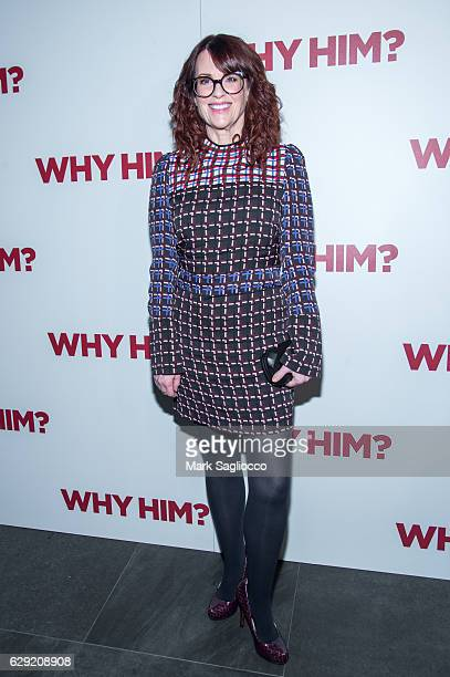 Actress Megan Mullally attends the 20th Century Fox Special Screening Of Why Him at iPic Theater on December 11 2016 in New York City