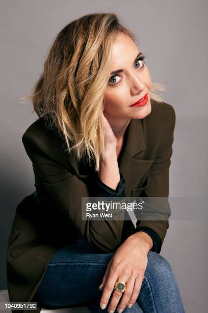 Actress Megan Stevenson is photographed on August 3 2017 in Los Angeles California PUBLISHED IMAGE