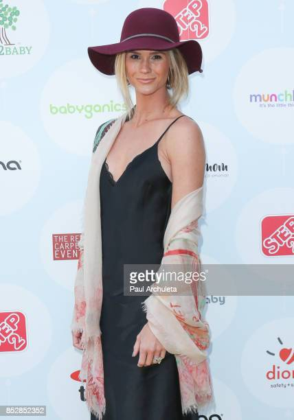 Actress Meghan King Edmonds attends the 6th Annual Celebrity Red CARpet Safety Awareness event at Sony Studios Commissary on September 23 2017 in...