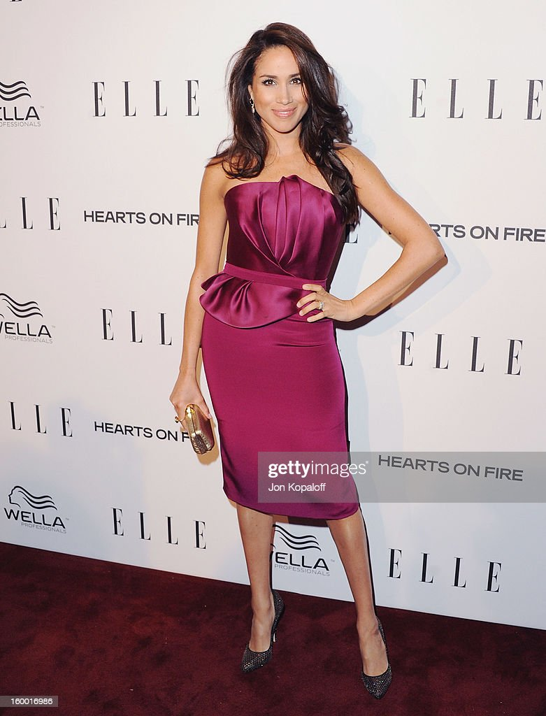 ELLE's 2nd Annual Women In TV Event : News Photo