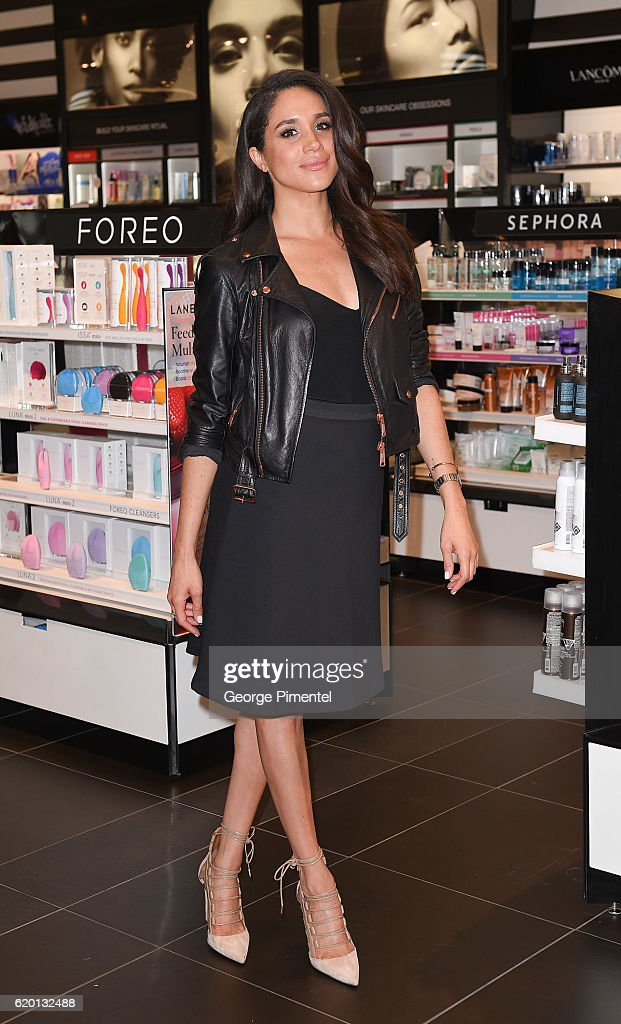 Sephora Unveils Toronto Eaton Centre Remodel : News Photo