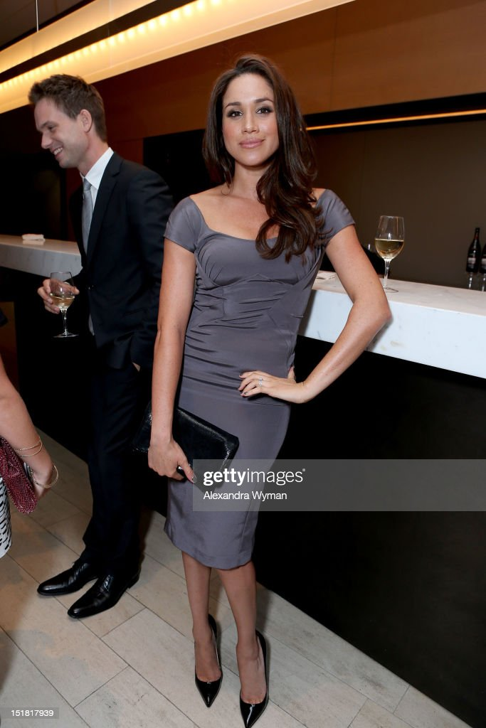Actress Meghan Markle attends the FINCA Canada Fundraiser At TIFF 2012 during the Toronto International Film Festival on September 11, 2012 in Toronto, Canada.