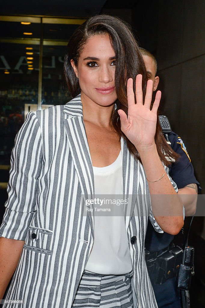 Celebrity Sightings in New York City - July 14, 2016 : News Photo