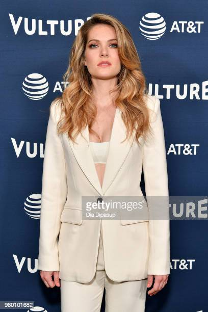Actress Meghann Fahy of The Bold Type attends the Vulture Festival Presented By ATT Milk Studios Day 1 at Milk Studios on May 19 2018 in New York City