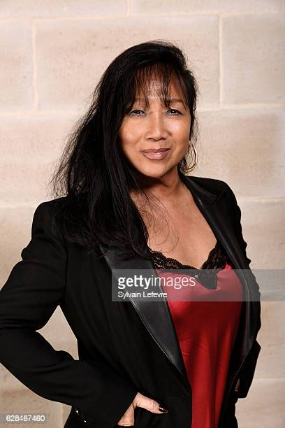 Actress MeiChen Chalais is photographed for Self Assignment on November 26 2016 in Honfleur France