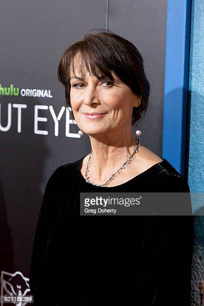 Actress Mel Harris arrives for the Premiere Of Hulu's Shut Eye at ArcLight Hollywood on December 1 2016 in Hollywood California