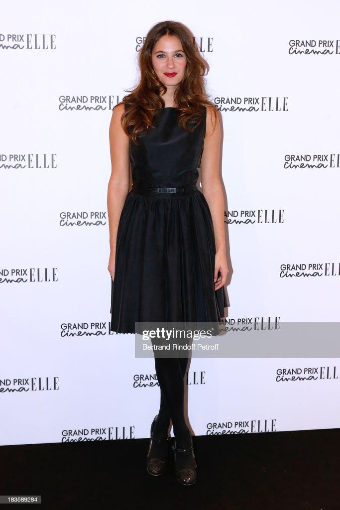 'Grand Prix Elle Cinema 2013' At Gaumont Marignant In Paris