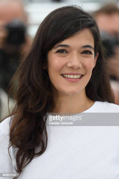 Actress Melanie Doutey attends the photocall for the Sink Or Swim during the 71st annual Cannes Film Festival at Palais des Festivals on May 13 2018...