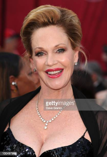 Actress Melanie Griffith arrives at the 82nd Annual Academy Awards held at the Kodak Theatre on March 7 2010 in Hollywood California