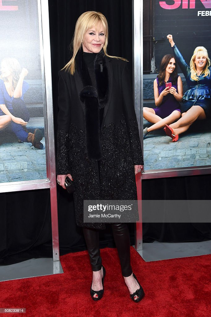 """How To Be Single"" New York Premiere - Red Carpet"