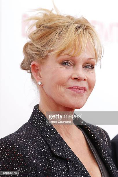 Actress Melanie Griffith attends the'Black Nativity' premiere at The Apollo Theater on November 18 2013 in New York City