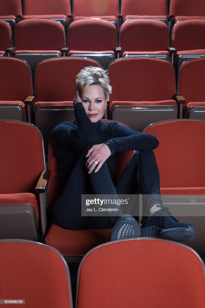 Melanie Griffith, Los Angeles Times, February 25, 2018