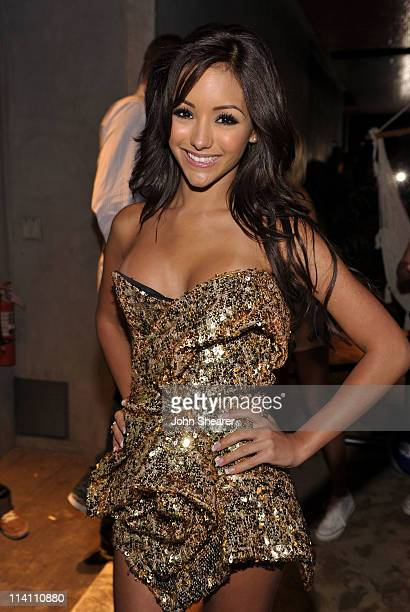 Actress Melanie Iglesias attends the 2011 Maxim Hot 100 Party with New Era Miller Lite 2ist and Silver Jeans Co held at Eden on May 11 2011 in...