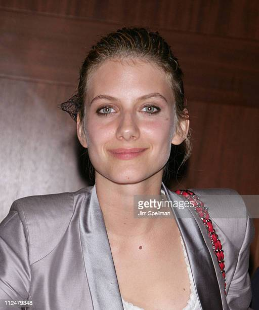 Actress Melanie Laurent attends an 'Inglourious Basterds' QA at the Museum of Jewish Heritage on August 13 2009 in New York City