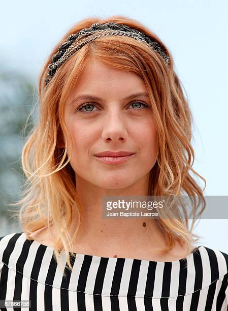 Actress Melanie Laurent attends the 'Inglourious Basterds' Photo Call at the Palais des Festivals during the 62nd Annual Cannes Film Festival on May...