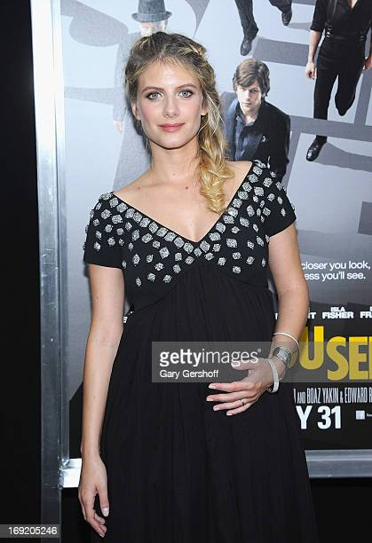 Actress Melanie Laurent attends the 'Now You See Me' premiere at AMC Lincoln Square Theater on May 21 2013 in New York City