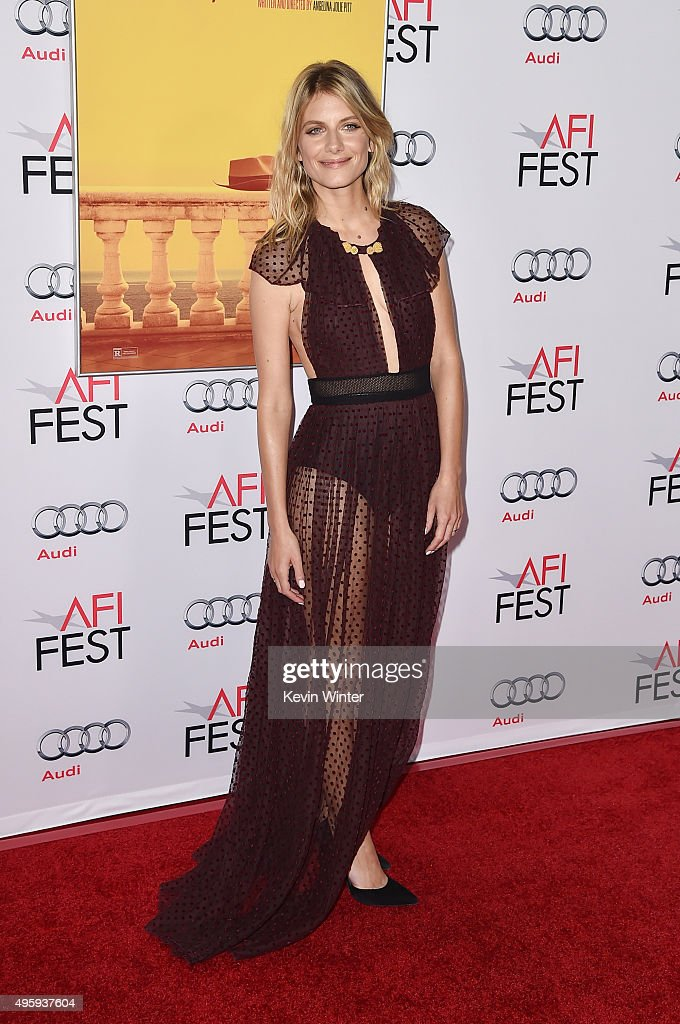 """AFI FEST 2015 Presented By Audi Opening Night Gala Premiere Of Universal Pictures' """"By The Sea"""" - Arrivals"""