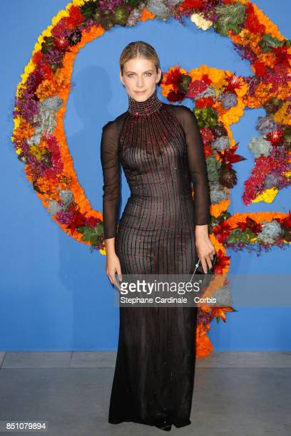 Actress Melanie Laurent attends the Opening Season Gala at Opera Garnier on September 21 2017 in Paris France