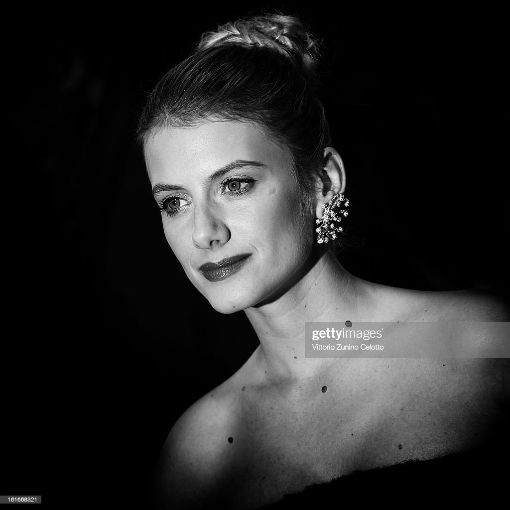 Actress Melanie Laurent during the 63rd Berlinale International Film Festival at Berlinale Palast on February 13, 2013 in Berlin, Germany.