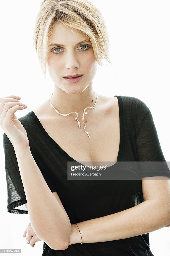 Melanie Laurent, Dior, August 1, 2011