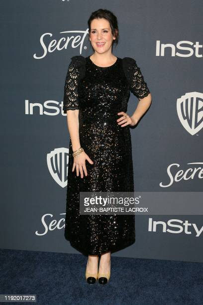 Actress Melanie Lynskey attends the 21st Annual InStyle And Warner Bros Pictures Golden Globe AfterParty in Beverly Hills California on January 5 2020