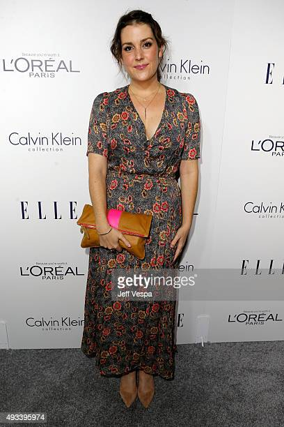 Actress Melanie Lynskey attends the 22nd Annual ELLE Women in Hollywood Awards presented by Calvin Klein Collection L'Oréal Paris and David Yurman at...