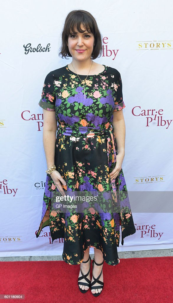 Actress Melanie Lynskey attends the 'Carrie Pilby' TIFF Party Hosted By CIROC And Grolsch at Storys Building on September 9, 2016 in Toronto, Canada.