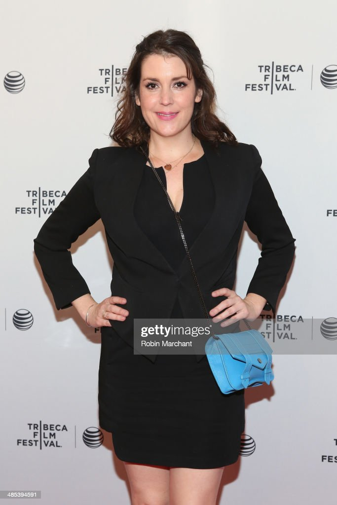 Actress Melanie Lynskey attends the 'Goodbye To All That' Premiere during the 2014 Tribeca Film Festival at the SVA Theater on April 17, 2014 in New York City.
