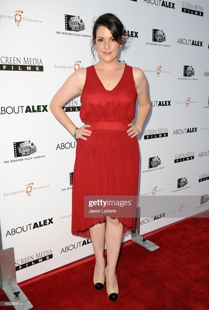 Actress Melanie Lynskey attends the premiere of 'About Alex' at ArcLight Hollywood on August 6, 2014 in Hollywood, California.