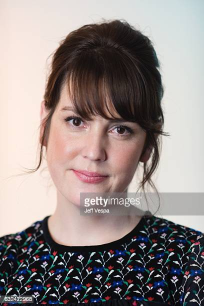 Actress Melanie Lynskey from the film I Don't Feel at Home in This World Anymore poses for a portrait in the WireImage Portrait Studio presented by...