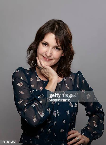 Actress Melanie Lynskey is photographed for Entertainment Weekly Magazine at the Sundance Film Festival on January 25 2012 in Los Angeles California
