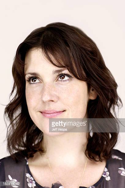 Actress Melanie Lynskey is photographed for Self Assignment at the Sundance Film Festival on January 20 2012 in Park City Utah