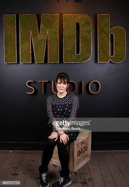 Actress Melanie Lynskey of I Don't Feel At Home In This World Anymore attends The IMDb Studio featuring the Filmmaker Discovery Lounge presented by...