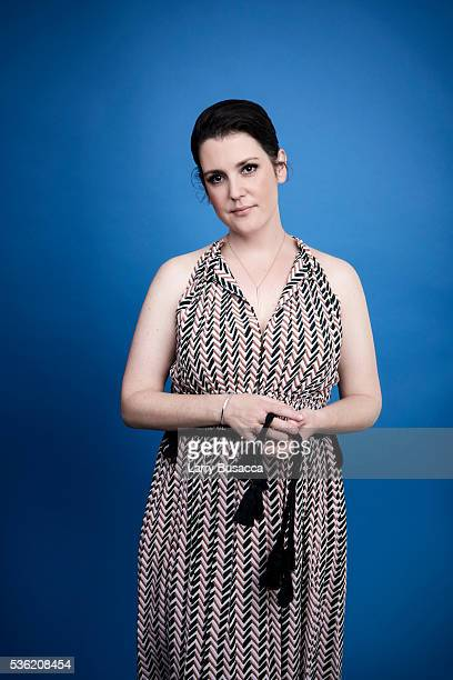 Actress Melanie Lynskey poses for a portrait at the Tribeca Film Festival on April 16 2016 in New York City